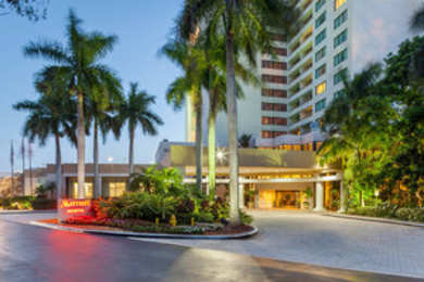 Marriott North Hotel Fort Lauderdale