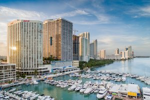 Marriott Biscayne Bay Hotel & Marina Miami