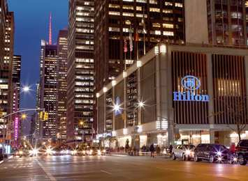 Hilton Hotel New York City