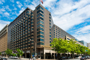 JW Marriott Hotel on Pennsylvania Avenue DC