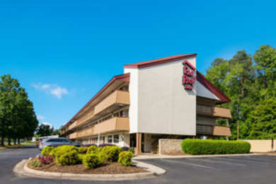Red Roof Inn Triangle Park Durham
