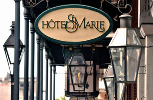 Hotel St Marie French Quarter New Orleans