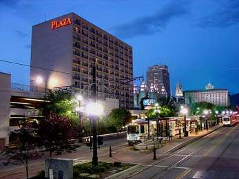 Plaza Hotel Salt Lake City