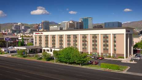 Hampton Inn Downtown Salt Lake City