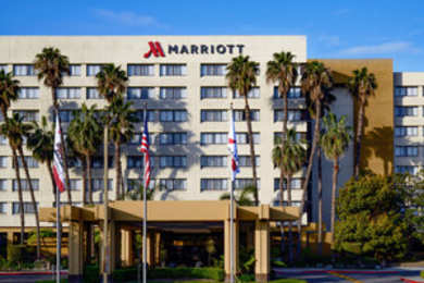 Marriott Hotel LGB Airport Long Beach