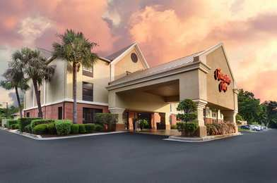 Hampton Inn Litchfield Beach