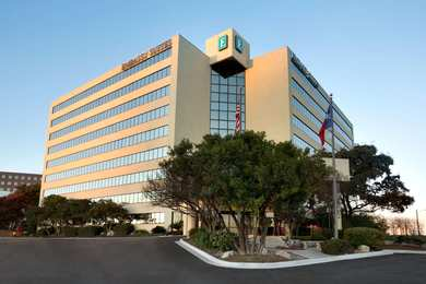 Embassy Suites Airport San Antonio