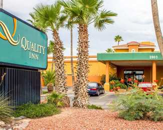 Quality Inn Airport Tucson