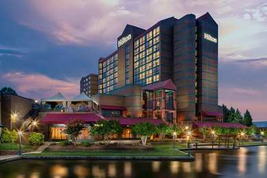 Hilton university place hotel charlotte nc see discounts for Charlotte motor speedway condo rental