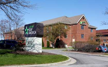 Extended Stay America Hotel College Park Indianapolis