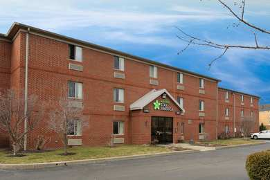 Extended Stay America Hotel East Evansville