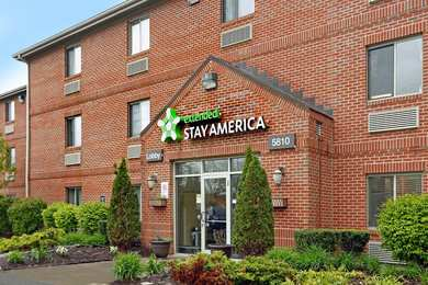 Extended Stay America Hotel North Fort Wayne