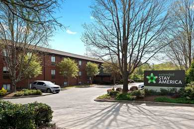 Extended Stay America Hotel University Place Charlotte