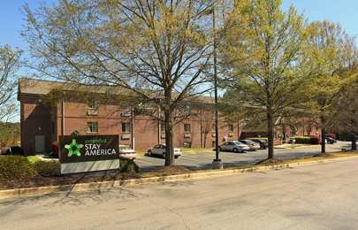 Extended Stay America Hotel Stoneridge Drive Columbia