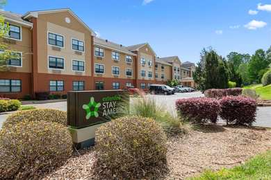Extended Stay America Hotel Tyvola Charlotte