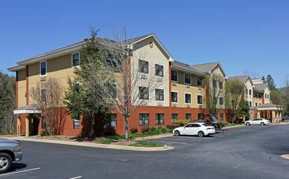 Extended Stay America Hotel Asheville