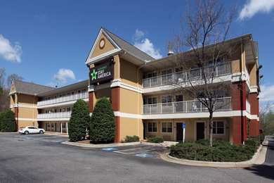 Extended Stay America Hotel Greensboro