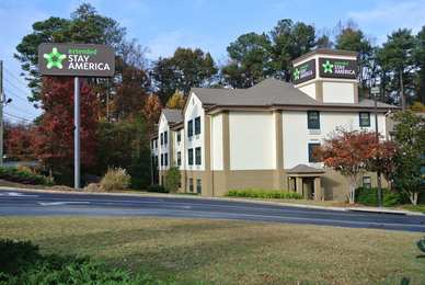 Extended Stay America Hotel Clairmont Atlanta