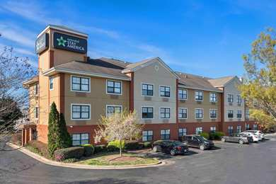 Extended Stay America Hotel University Charlotte