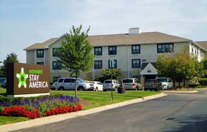 Extended Stay America Hotel Madison Heights