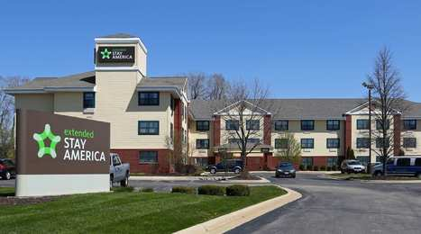 Extended Stay America Hotel East Rockford