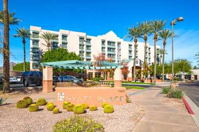 Hyatt Place Hotel Old Town Scottsdale