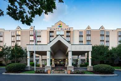 Hyatt Place Hotel Greenville
