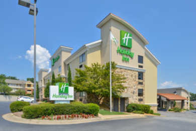 Holiday Inn Financial Centre West Little Rock
