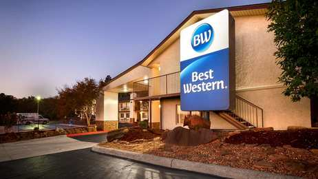 Best Western Hillside Inn Clinton