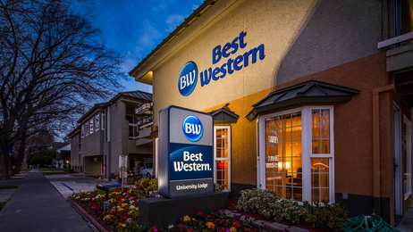 Best Western University Lodge Davis