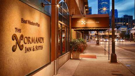 Best Western Plus Normandy Inn & Suites Minneapolis