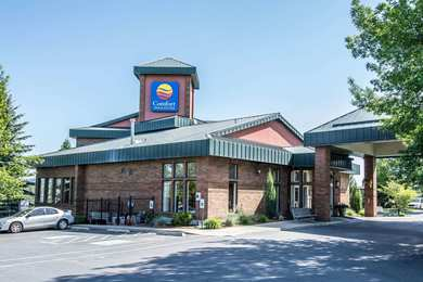 Comfort Inn Suites Spokane Valley