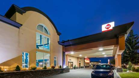 Best Western Plus City Centre Inn Edmonton