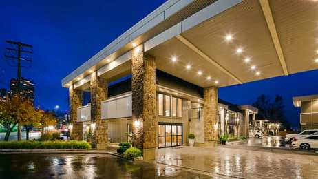 Best Western Plus Kings Inn & Conf Centre Burnaby