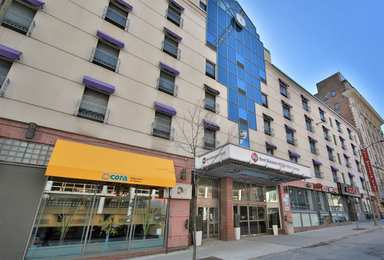Best Western Plus Montreal Downtown Europa Hotel