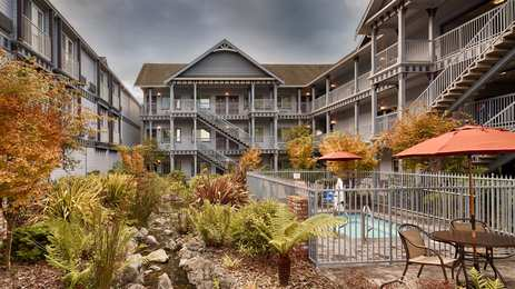 Best Western Plus Bayshore Inn Eureka