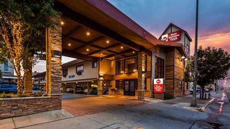 Best Western Plus Clock Tower Inn Billings