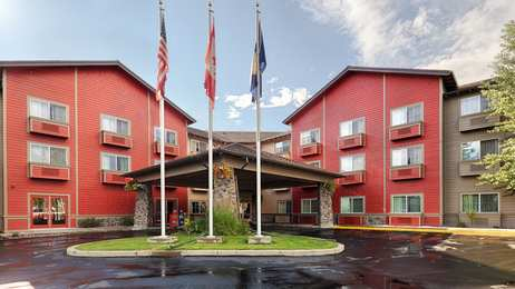 Best Western Rocky Mountain Lodge Whitefish