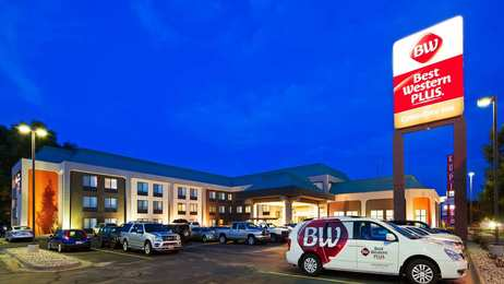 Best Western Plus Cottontree Inn Idaho Falls
