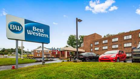 Best Western Danbury Inn Bethel
