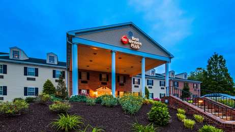 Best Western Plus Country Cupboard Inn Lewisburg