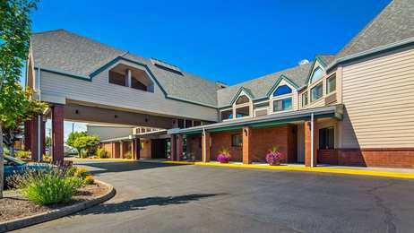 Best Western Pony Soldier Inn Airport Portland