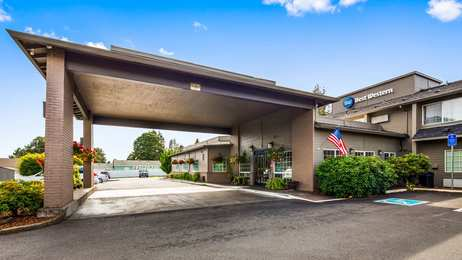 Best Western Oak Meadows Inn St Helens