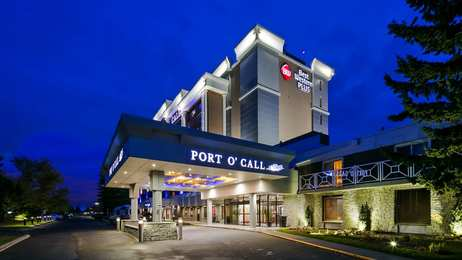Best Western Plus Port O Call Hotel Airport Calgary