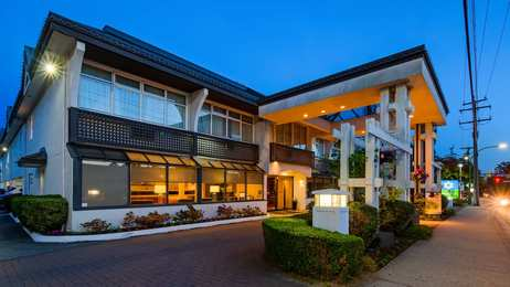 Best Western Capilano Inn & Suites North Vancouver