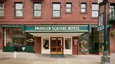 Best Western Plus Hotel Pioneer Square Seattle