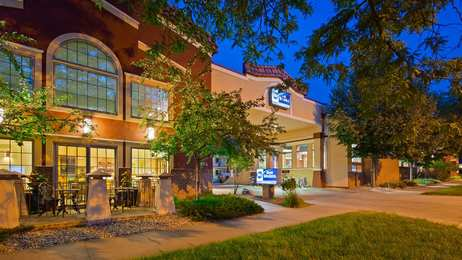 Best Western University Inn Fort Collins