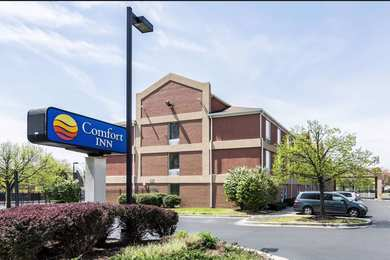 Comfort Inn at Andrews AFB Clinton