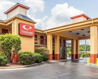 Econo Lodge & Suites Tuscaloosa