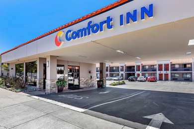 Comfort Inn near Old Town Pasadena Los Angeles
